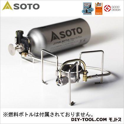 SOTO MUKAストーブ 幅135×奥行135×高さ80mm(使用時・本体のみ)幅80×奥行65×高さ80mm(収納時・本体のみ) SOD-371