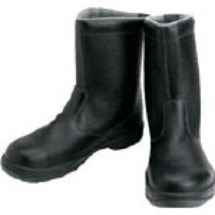 シモン 安全靴 半長靴 黒 25.5cm SS4425.5