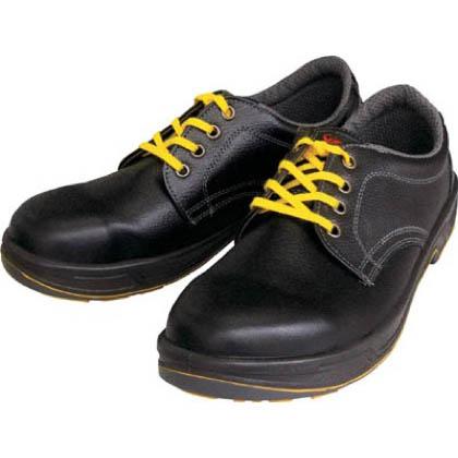 シモン 静電安全靴 短靴 静電 黒 26.5cm SS11BKS26.5