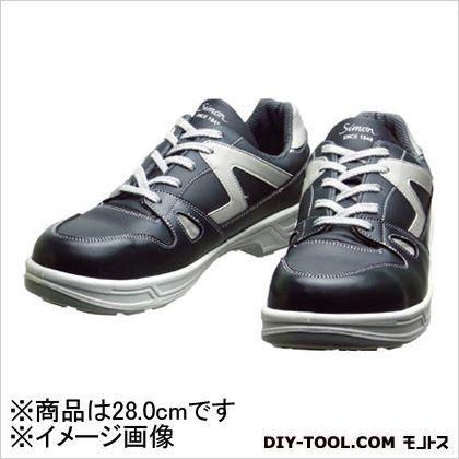 シモン 安全作業靴 短靴 8611 ダークグレー 28.0cm 28.0cm (8611DG28.0)
