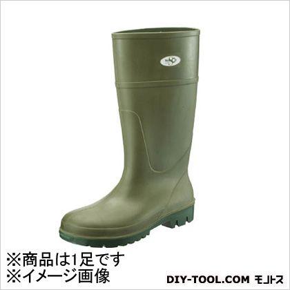 シモン 安全長靴 ソフタンブーツ 24.0cm SFB24.0