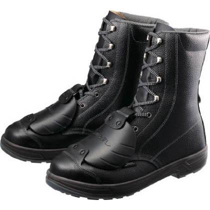 シモン 安全靴甲プロ付 長編上靴 SS33D-6 25.0cm SS33D625.0 1 足