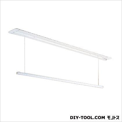 ACE(エース) 室内用スカイクリーン UR型 URB-S ホワイト? 長さ140×幅12cm 243-589