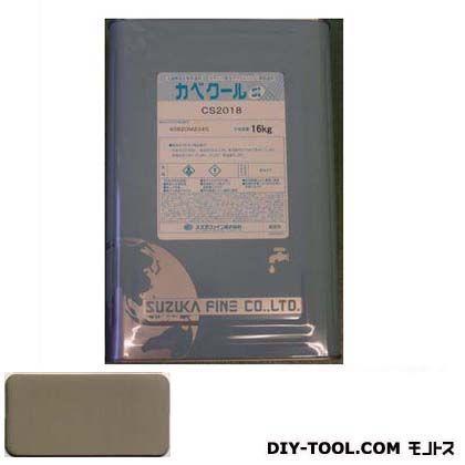 スズカファイン カベクールSi 水系高日射反射率塗料 16kg CS3586