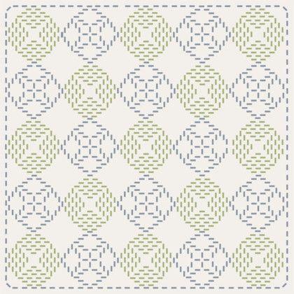 Scandinavian Pattern Collection フリース壁紙 Basket 巾46cm×10M SPC-606