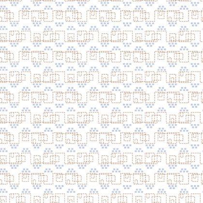 Scandinavian Pattern Collection フリース壁紙 Hammarby Sjostad 巾46cm×5M SPC-609