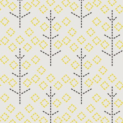 Scandinavian Pattern Collection フリース壁紙 Raps 巾46cm×5M SPC-611