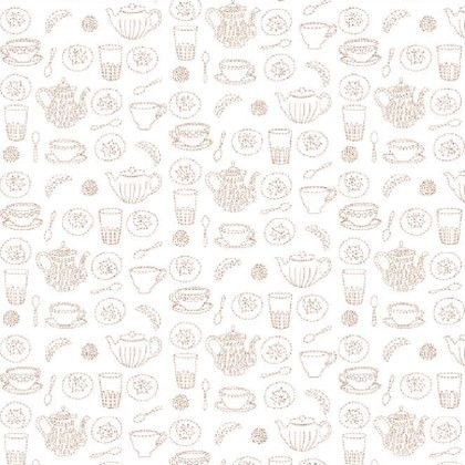 Scandinavian Pattern Collection ウィンドウフィルム Home Sweet Home 92cm×90cm SPC-652