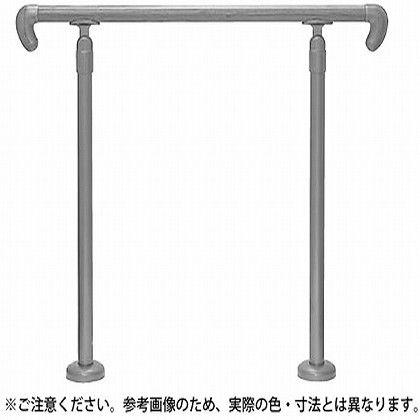 シロクマ 玄関用手摺 ミディアムオーク (GK-100)