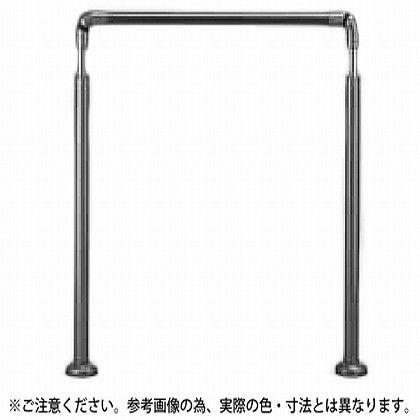 シロクマ アプローチ手摺 シルバー/HL (AP-70)