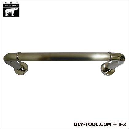 シロクマ 丸棒ニギリバー 鏡面/ヘアーライン 150×800mm NO-700