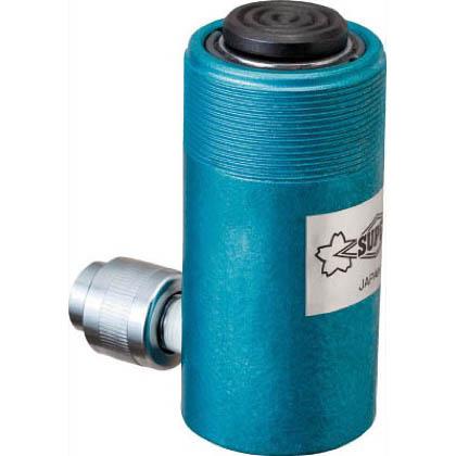 スーパーツール スーパー 油圧シリンダ(単動式) HC10S100 1台  HC10S100 1 台
