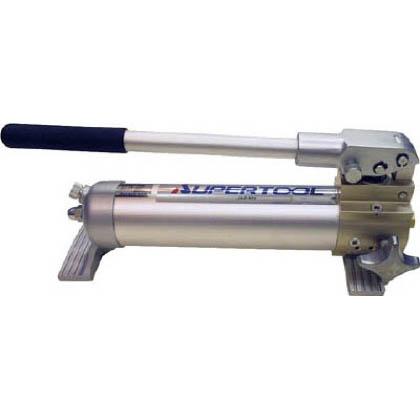 スーパーツール アルミ製手動油圧ポンプ  HP500A 1 台