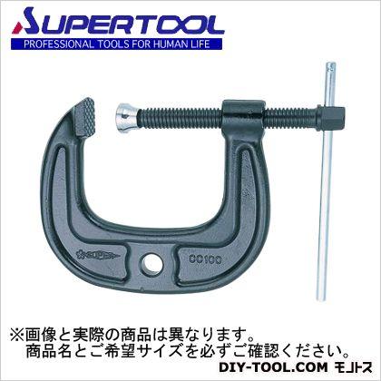 スーパーツール スーパーシャコ万力(C型)強力ワイドタイプ  CC200