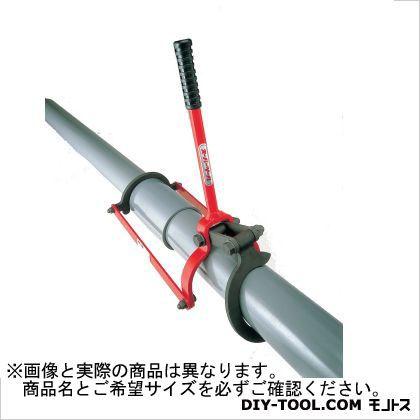 スーパーツール スーパースーパーパイラー(塩ビ管連結工具)適合パイプ呼び寸法150  A6