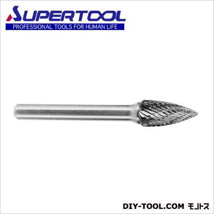 スーパーツール 超硬バー  軸径6mm SB4C06S