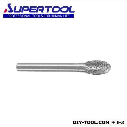 スーパーツール 超硬バー  軸径6mm SB6C05S