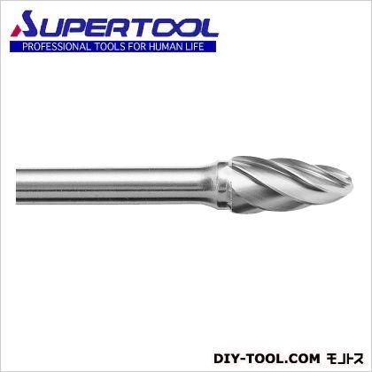 スーパーツール 超硬バー  軸径6mm SB3C04SA