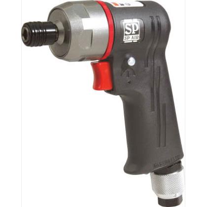 エス・ピー・エアー SP 超軽量インパクトドライバー6.35mm 1台 SP7825H  SP7825H 1 台