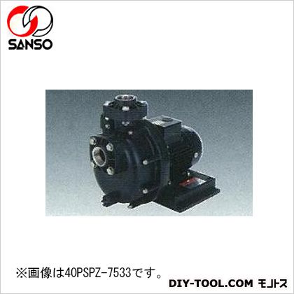 三相電機 自吸式ヒューガルポンプ樹脂製・海水用 40PSPZ-4033B