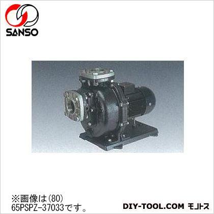 三相電機 自吸式ヒューガルポンプ 鋳物樹脂製・海水用  80PSPZ-55033B