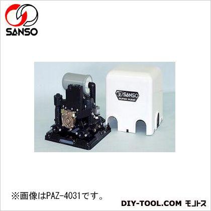 三相電機 浅井戸用 自動ポンプ 鋳鉄製・全閉モータ  PAZ-4033AR
