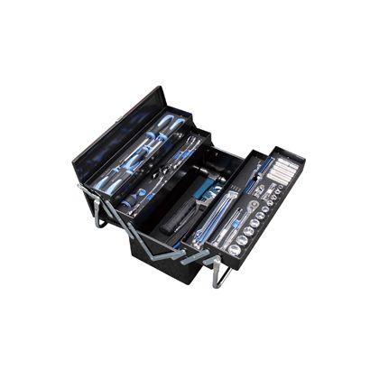 シグネット メカニックツールセット両開キ トレイ付 9.5SQ (54006)