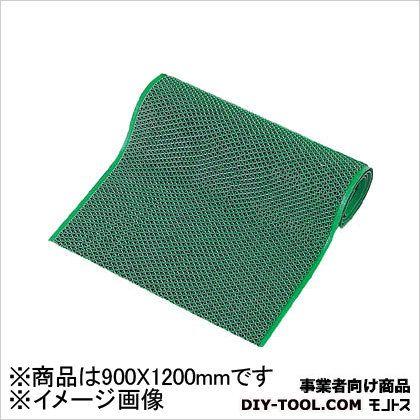 3M(スリーエム) セーフ・ティーグマット 緑 900×1200mm SAFGRE900X1200 1 ヶ