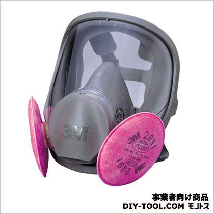 3M(スリーエム) 全面形防じんマスク RL3 M 6000F2091RL3M