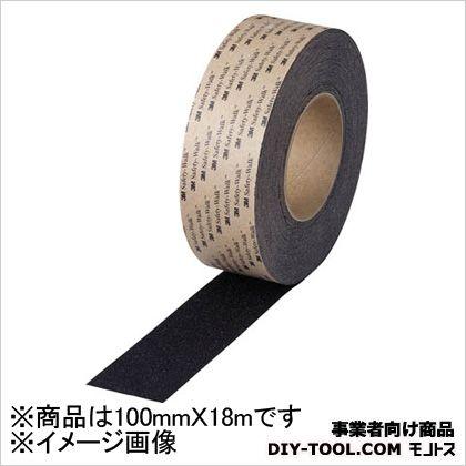 3M(スリーエム) セーフティ・ウォークタイプSB 黒 100mm×18m SBBLA100 1 本