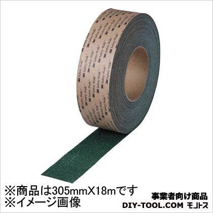 3M(スリーエム) セーフティ・ウォークタイプA 緑 305mm×18m AGRE305 1 本