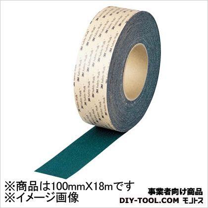3M(スリーエム) セーフティ・ウォークタイプB 緑 100mm×18m BGRE100X18 1 本