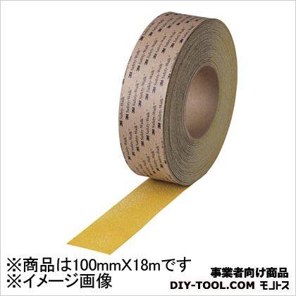 3M(スリーエム) セーフティ・ウォークタイプA 黄 100mm×18m AYEL100 1 本