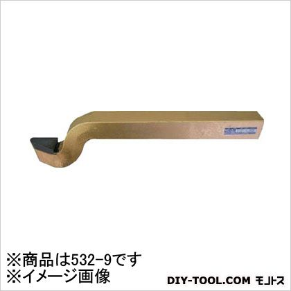 三和製作所 付刃バイト(619) 32mm (5329) 旋盤用アクセサリ 旋盤用 旋盤 アクセサリ アクセサリー 刃物 旋盤用アクセサリー