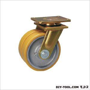 シシク 超重荷重用双輪キャスター 自在 200径 (×1個)  LSDGTH200K35