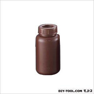 サンプラ サンプラ PE広口遮光瓶 500ml  2912