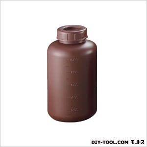 サンプラ サンプラ PE広口遮光瓶 1L  2913