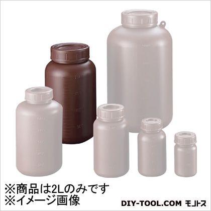 サンプラ サンプラ PE広口遮光瓶 2L (2914)