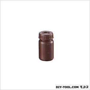 サンプラ サンプラ PE広口遮光瓶 100ml  2910