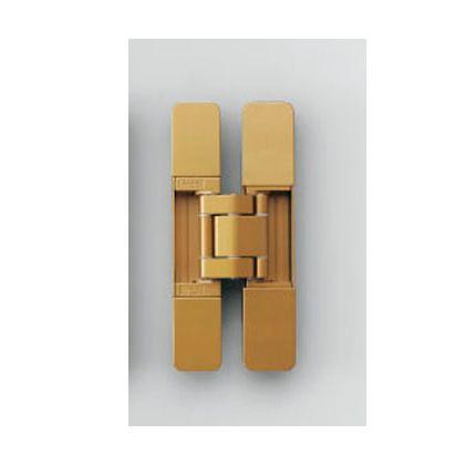 スガツネ(LAMP) 三次元調整機能付隠し丁番 HES3D-160型 ゴールド (HES3D-160GL)