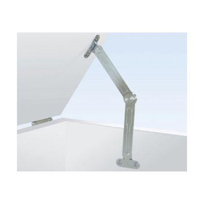 クリアランスsale 期間限定 スガツネ 優先配送 LAMP ステンレス鋼製フリーストップ機構付トルクステー S-100T30L S-100T30型