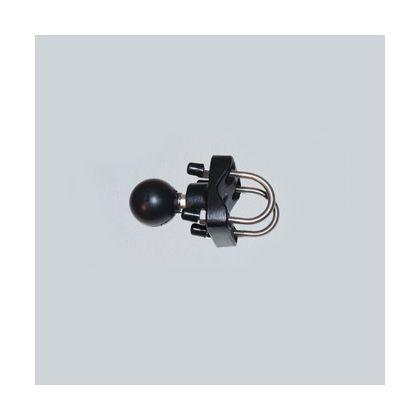 スガツネ(LAMP) マウンティングシステム U型クランプ付ボール (RAM-235)