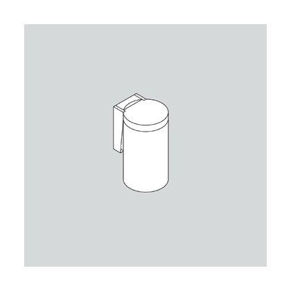 スガツネ(LAMP) 汚物入 477-05-100型 壁付タイプ イエロー 477-05-100-13
