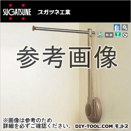 スガツネ(LAMP) リフトコートハンガー グレー (TAS-550L-G)
