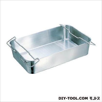 スギコ産業 18ー8給食バット 運搬型 600×380×140 (KB101) 1個 スギコ産業 キッチンツール 便利グッズ(キッチンツール)