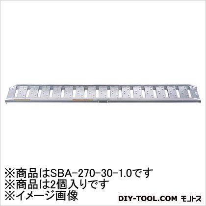 昭和 SBA型ブリッジ2個1組  SBA-270-30-1.0 2 枚