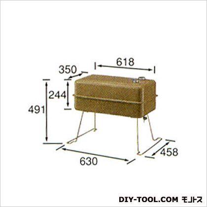 サンポット 新作販売 業務用石油暖房品用オイルタンク 屋内据置型 700160 ST-40S-2 国際ブランド