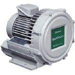 昭和 電動送風機渦流式高圧シリーズガストブロアシリーズ(0.1kW) U2V-10T
