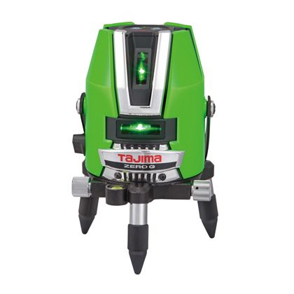 TJMデザイン(タジマ) ゼロジ―KY 受光器・三脚セット 緑 174×112×112mm ZEROG-KYSET