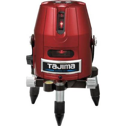 TJMデザイン(タジマ) ゼロKY矩・横本体・受光器・三脚セット レッド 高さ×幅(mm):168×112 ZERO-KYSET 1台